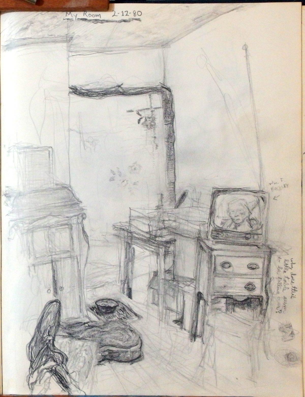 Sketchbook Vol. 1 Part 2 Chapter 13